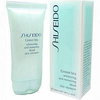 SHISEIDO Пилинг для лица Shiseido Green Tea 60мл.   60 мл