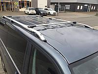Аэродинамические дуги на крышу с замком на T5 Caravelle