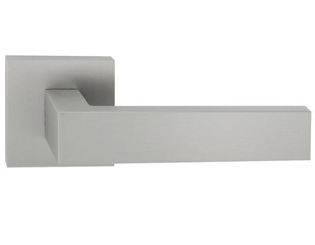 Дверная ручка ORO&ORO QUATTRO 106-15E MSN перламутровый никель