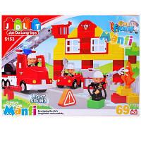 Конструктор JDLT 5153 Пожарная машина