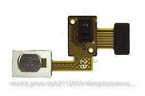 Шлейф (Flat Cable) Lenovo S820 power on/off, с кнопкой включения, с датчиком приближения