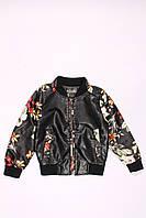 Кожаная куртка для девочек, фото 1