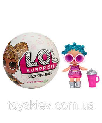 Кукла Лол глиттер (LOL glitter series doll) лол глитер аналог