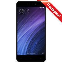 "➨Смартфон 5"" Xiaomi Redmi 4A, 2GB+16GB Серый 4 ядра Snapdragon 13 Мп 3120 mAh Android 6.0"