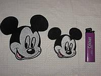 Микки Маус, Герои мультфильмов Disney Company (Уо́лта Ди́снея), нашивки