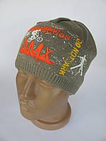 Детская шапка BMX (Бежевый)