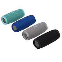 Портативная Bluetooth колонка JBL Charge 3.1. Портативная акустика, Водонепроницаемая беспроводная колонка