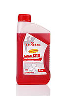 Антифриз LUXE CONCENTRATE G12 RED 1л. TEMOL -42*С