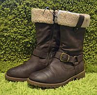 Теплі чобітки. б/у. чоботи
