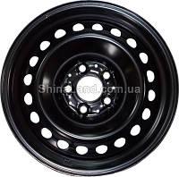 Стальные диски Kapitan Volkswagen / Skoda 6.0x15/5x112 D57.1 ET45 (Black)