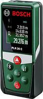 Bosch PLR 30 C Дальномер лазерный (0603672120)