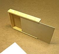 Пенал деревянный 25х34 (А4)