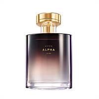 Avon Alpha for Him туалетная вода 75 ml, 40902,