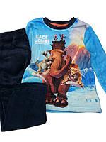 Махровая пижама на мальчика
