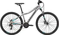 """Велосипед 27,5"""" Cannondale Foray 3 Feminine рама - S ASH 2018"""