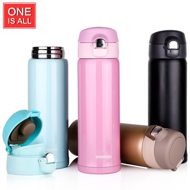 Термосы, бутылочки для воды, поилки