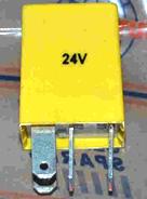 Реле микро 24V