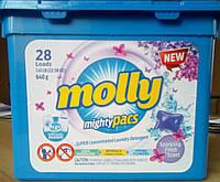Гель-капсулы для стирки Molly, 28 шт, фото 1