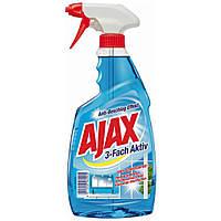 Средство для мытья стекол Ajax 3-Fach Aktiv, 500 мл