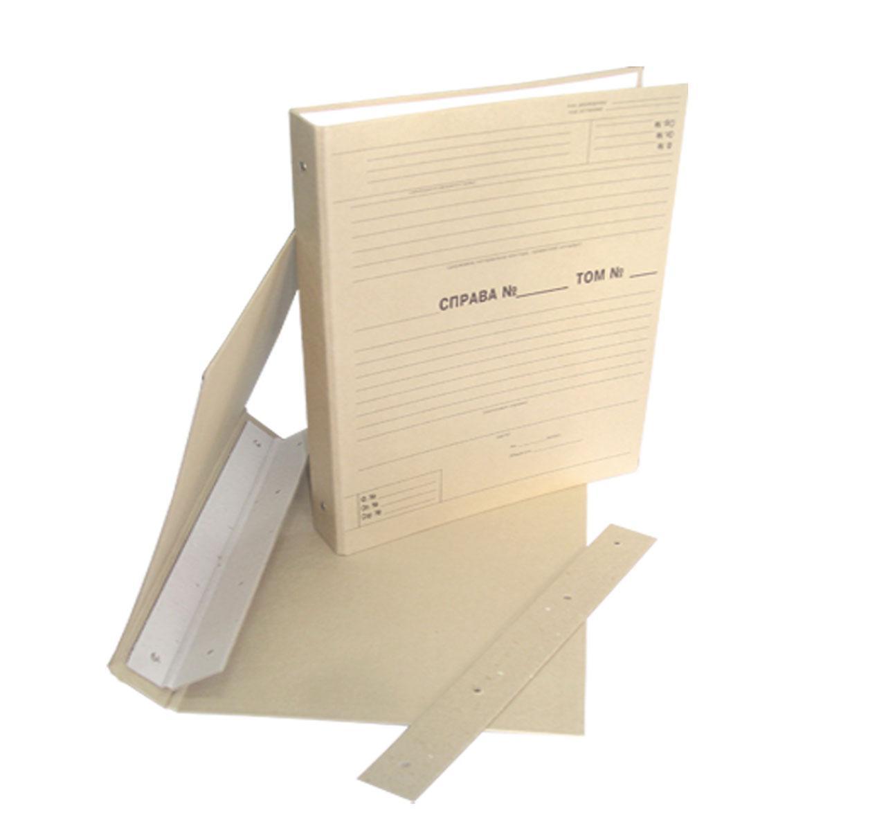 Папка для нотариусов архивная, А4, 40 мм