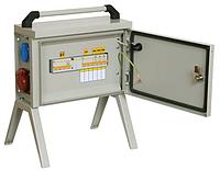 Распределительное устройство  РУСп – 6х16/3+2х16/4 У1 IP44