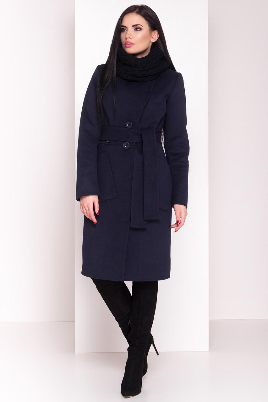Пальто женское зимнее кашемировое - Интернет магазин женской одежды