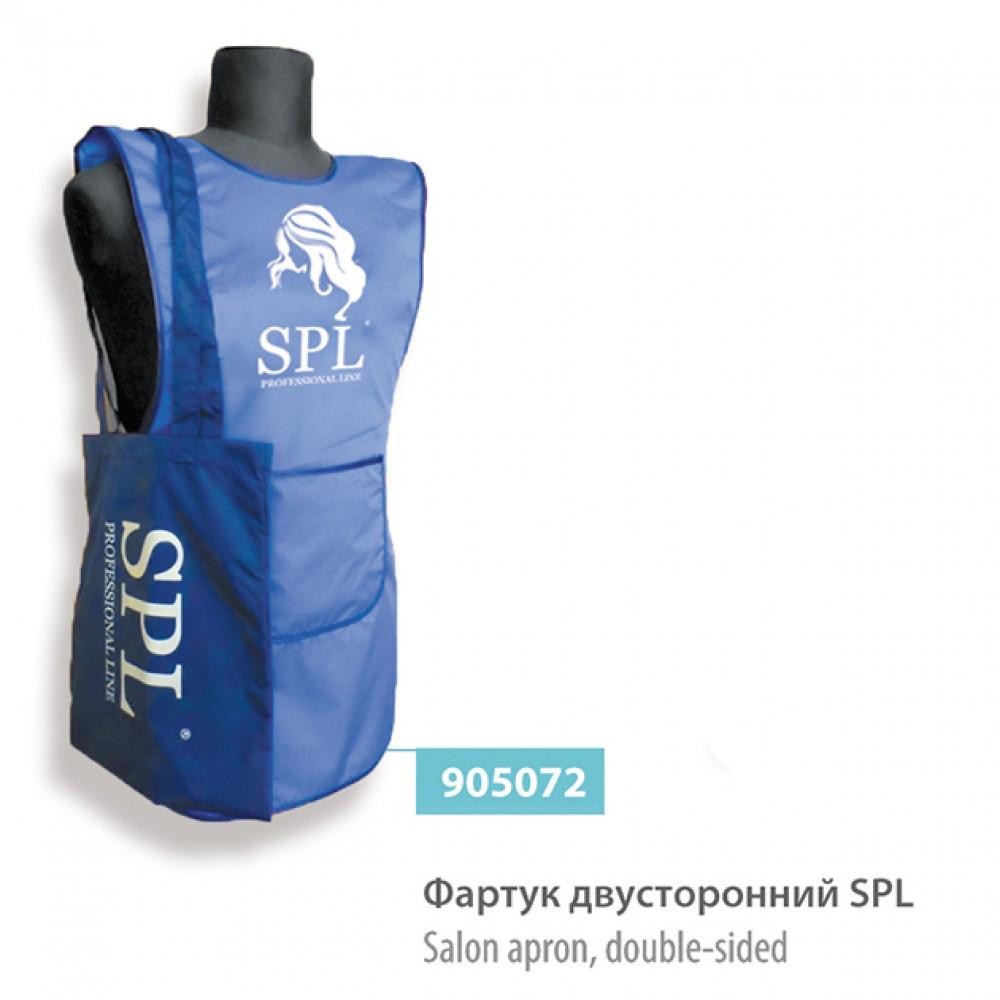 Фартук двухсторонний SPL, синий