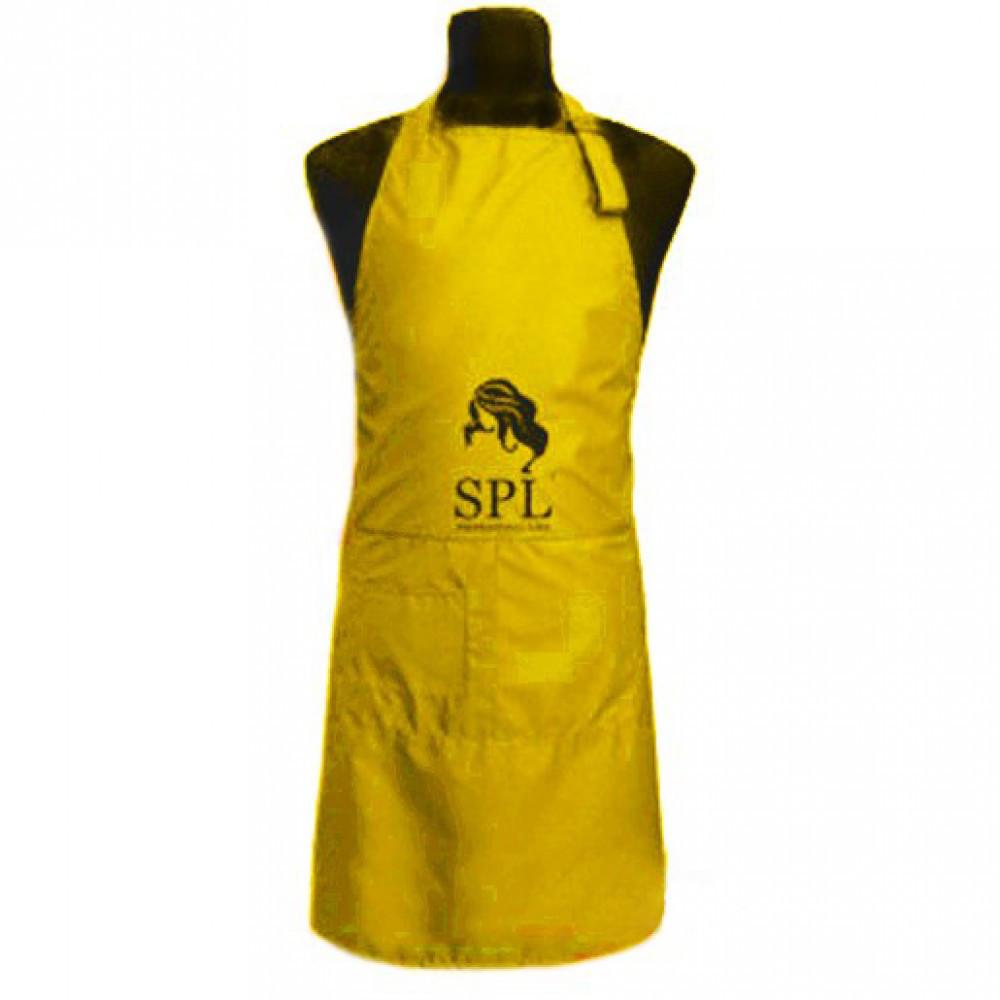 Фартук односторонний SPL, Medium желтый