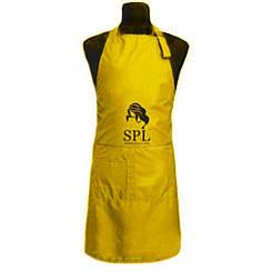 Фартух односторонній SPL, Medium жовтий