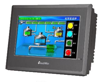 """Сенсорна панель оператора TG765-UT, 7"""", 2 COM ports, RS232/RS485/RS422"""