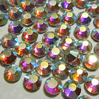 Стразы Swarovski Crystal AB(001AB) SS40, SS34,SS30,SS20,SS16,SS12,SS10,SS8,SS6