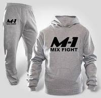 Спортивный костюм M-1 MIX-FIGHT GRAY