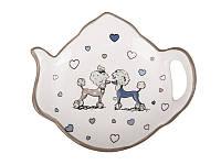 Подставка для чайных пакетиков Lefard Французский поцелуй 11 см, 940-110