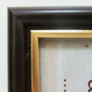 "Фоторамка А4, 21*30 см, №15-7139-PL, ""Шоколад"", пластик, Josef Otten, 557585"