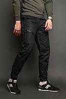 Мужские брюки карго ТУР  Apache цвет темно-синие M, Синий