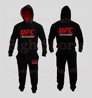 Спортивный костюм UFC BLACK NEW
