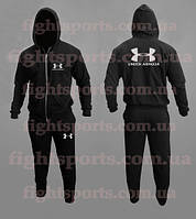 Спортивный костюм UNDER ARMOUR BLACK