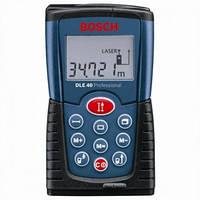 Bosch DLE 40 Дальномер лазерный (0601016300)