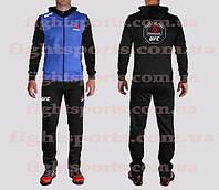 Спортивный костюм UFC REEBOK BLUE PRO