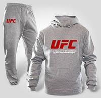 Спортивный костюм UFC GRAY NEW