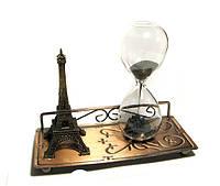 Песочные часы настольные Париж