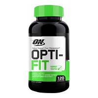 Жиросжигатель Optimum Nutrition Opti-Fit (120 caps)