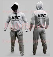 Спортивный костюм UFC GRAY