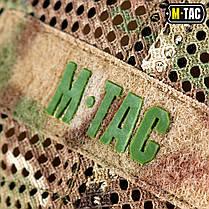 M-Tac бейсболка тактическая с сеткой Pirate Skull Multicam, фото 2