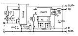 Модуль зарядки Li-Ion аккумуляторов TP4056 с защитой, фото 2