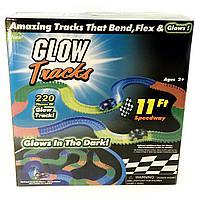 Конструктор Glow Tracks 220 деталей