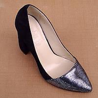 Женские туфли на каблуке Viatu (7088.1) 36