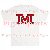 "Именная футболка TMT ""WHITE-RED"" m"