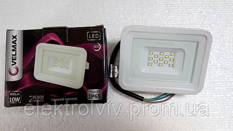 Прожектор LED Velmax 10w, фото 2