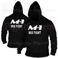 Толстовка M-1 MIX FIGHT BLACK